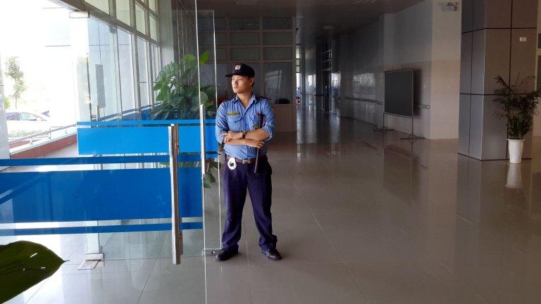 dịch vụ bảo vệ văn phòng