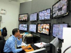 nhân viên giám sát an ninh
