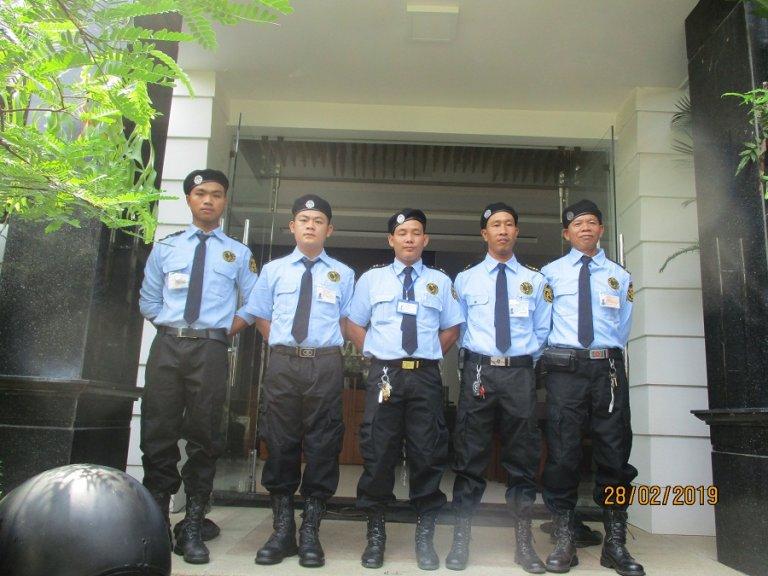 thuê công ty bảo vệ tại tphcm