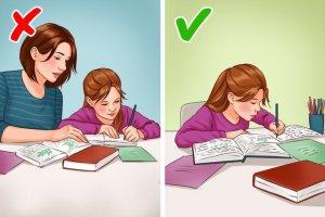 dạy con trưởng thành