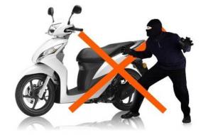 phòng chống trộm xe