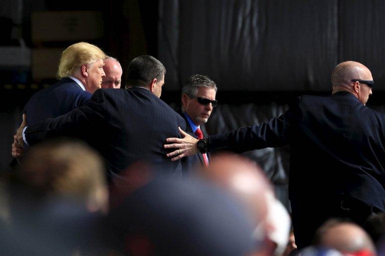 mật vụ bảo vệ tổng thống Mỹ