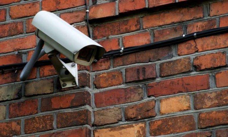 bảo vệ camera an ninh